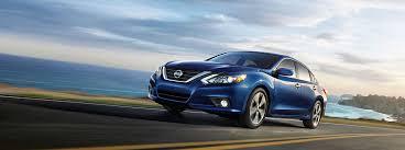 Nissan Altima Comparison Chart 2017 Nissan Altima Configuration Differences