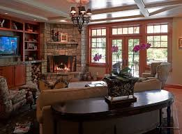 20 best ideas corner fireplace in living room