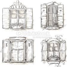 window pencil drawing. pin drawn window art #8 pencil drawing g