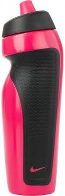 <b>Бутылка для воды Nike</b> Accessories розовый цвет — купить за ...