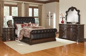 Modern Sleigh Bedroom Sets Black King Sleigh Bedroom Sets Black Bedroom Sets Full Size