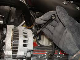 how to replace an alternator 7 steps pictures disconnect the wires