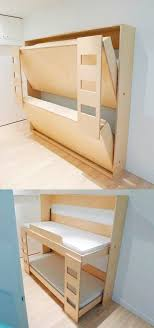 Bunk Bed Space Saver] 30 Space Saving Beds For Small Rooms, Fold .