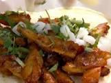 carne adovada tacos