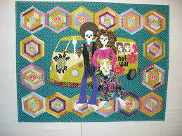 Most recent Dia de los Muertos quilt - Quilt Pictures, Patterns ... & post--13461906828323_thumb.jpg Adamdwight.com