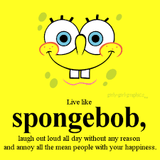 Fun Quotes About Life Gorgeous Who Lives In A Pineapple Under The Sea ΐ� Spongebob Pinterest