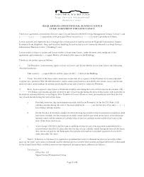Commercial Lease Agreement Sample – Mycola.info