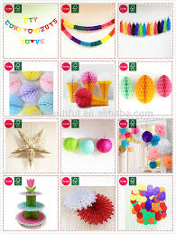 Tissue Balls Party Decorations Best Selling Tissue Paper Hanging Flower Ball Party Decoration 38