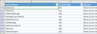 type of tab how to add a button to existing ribbon tab in office applications