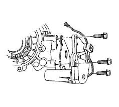 replacing transfer case encoder motor 1999 2006 2007 2013 3 remove the front propeller shaft refer to propeller shaft replacement front in propeller shaft 4 remove the motor encoder electrical connectors