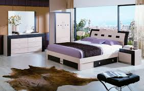 young adult bedroom furniture. Young Adult Bedroom Furniture. Sophisticated Black And White Interior With Smooth Brown Animal Skin Furniture B