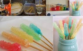 diy quick and easy rock candy
