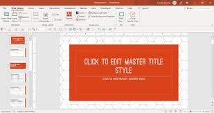 Design Own Powerpoint Template How To Create A Powerpoint Template Step By Step