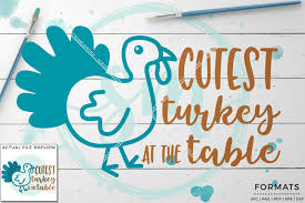 All contents are released under creative commons cc0. Free Cutest Turkey Svg Small Commercial Use Svg Instant Download Crafter File Creative Market Case Study