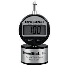 Drumdial Tuning Chart Drumdial Digital Drum Tuner