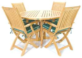 folding patio furniture set. endearing folding patio table and chairs with teak set round starrkingschool furniture