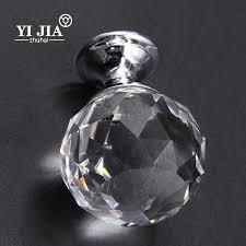 crystal furniture knobs. Diamond Cut Crystal Cabinet Knobs And Pulls Furniture