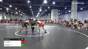 175 lbs Rr Rnd 2 - Mark Ayala, Team Tribe vs Ivan Bowen, Poway Elite