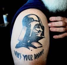 60 татуировок на тему Star Wars
