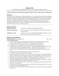 Ideas Of Server Administration Sample Resume For Hyperionse