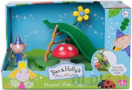 <b>Игровой набор РОСМЭН</b> из серии Ben&Holly игровая площадка ...