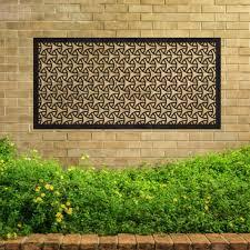 decorative metal art metal garden wall art outdoor uk 2018 garden sheds