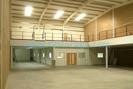 mezzanine floor office. Production Office Below Mezzanine Floor C