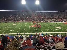 Martin Stadium Section 6 Home Of Washington State Cougars