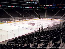 Gila River Arena View From Lower Level 103 Vivid Seats