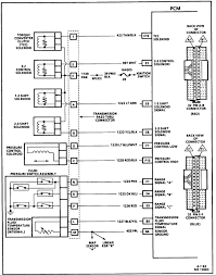1994 chevy s10 blazer tranny not shifting and spedo dont work vss wiring diagram for the trans print it so we can use it for reference at the large connector on the trans unplug it and see if you have 12 volts on