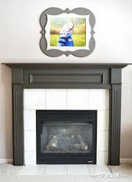 diy fireplace makeover craft create cook fireplace makeover for under craft diy electric fireplace makeover