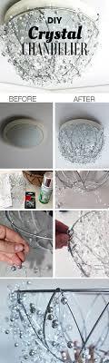 full size of homemade lamp shades light up chandelier kit led uplighting for events diy hanging