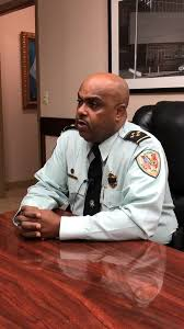 Chief Jailer Kirk Fields speaking about... - Shelby County Sheriff's Office