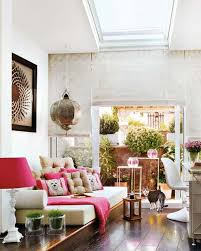 living room pendant lighting ideas. Home Lighting Ideas Gorgeous Metal Pendant Light Adds Elegance To The Corner Of This Living Room L