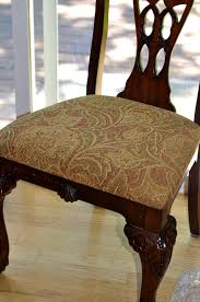 sensational design dining room chair pads furniture ravishing diy reupholstering chairs tomato tango upholstering cushions cushion