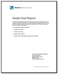 Cover Letter For Proposal Template Metabots Co
