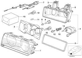Realoem online bmw parts catalog single ponents for headlight bosch ponent diagram e36