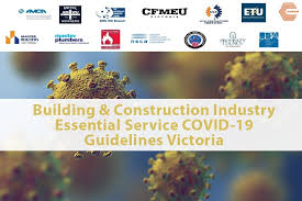 Will construction stop or continue under stage 4 restrictions in vic? Covid 19 Media Releases Civil Contractors Federation Victoria