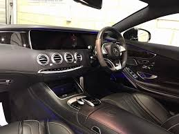 Mercedes-Benz S Class 5.5 S63 Amg Coupe 2dr Petrol Mct (237 G/Km ...