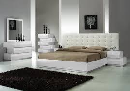 white modern bedroom furniture. Brilliant White Modern White Bedroom Furniture Good Looking  A1Houston Milan  Set  And