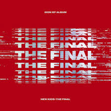 Genie Music Chart Genie Music Ikon New Kids The Final Redout Ver Ep Cd Booklet Photocard Sticker Folded Poster