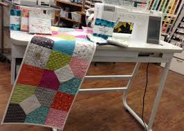 Blog About Sewing, Quilting and DIY Projects - QUILTINGINTHELOFT & The above table runner was designed and constructed here at  quiltingintheloft but made as a sample for a free motion quilting class at  Hummingbird Sewing in ... Adamdwight.com