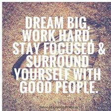 Quotes About Dreaming Big And Working Hard Best of Dream Big Work Hard Quote Quote Number 24 Picture Quotes