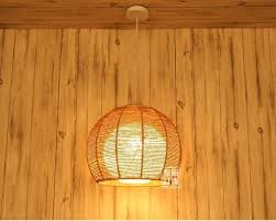 rattan pendant lighting bamboo rattan pendant lights retro round rattan garden balcony lamp shade bedroom study rattan pendant lighting