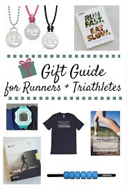 this gift guide for runners and triathletes showcases some of the best 2017 present picks