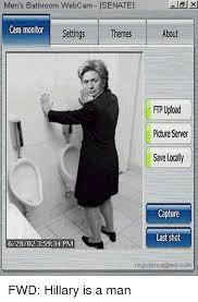 bathroom cam. forwardsfromgrandma, cam, and senate: men\u0027s bathroom webcam - [senate] cam monitor