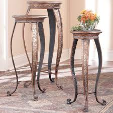 ... Fabulous 3 Tier Plant Stands For Your Outdoor And Indoor Garden :  Gorgeous Casa Cristina Set ...