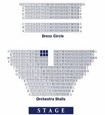 Duchess Theatre London Tickets Location Seating Plan