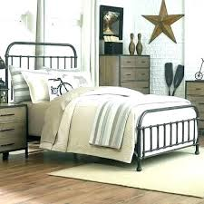 King Wrought Iron Beds Queen Size Bed Frame Full Of Antique For Sale ...