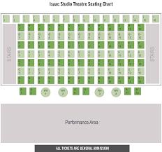 Isaac Studio Taproot Theatre